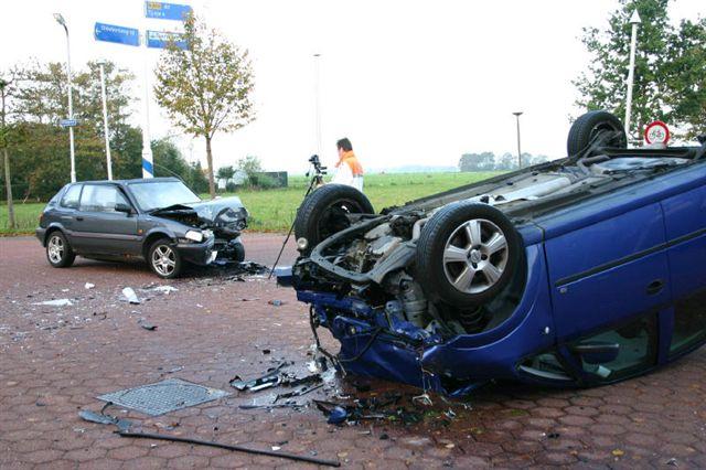 Ongeval Gorredijk