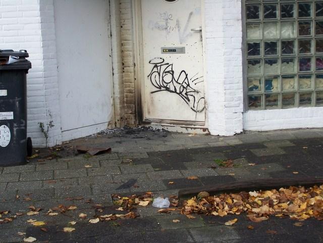 Afval / ruigte brand Bristol