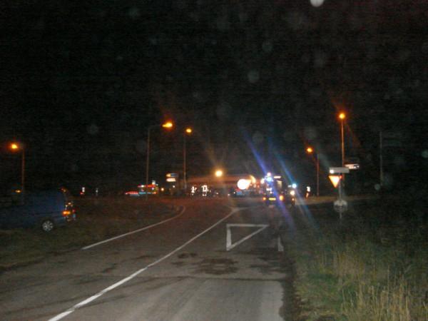Flink Ongeval op de N31 Tussen Zurich en Harlingen