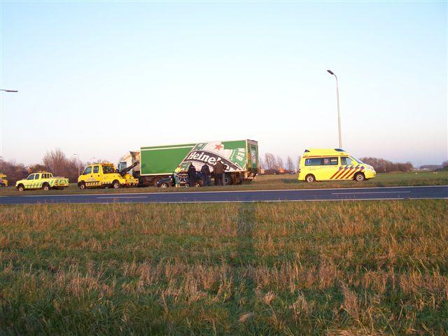 Ongeval A32 / Werpsterhoek