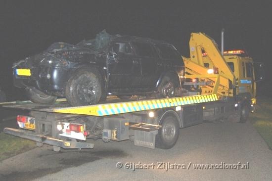 Update: Auto in sloot te Hantum