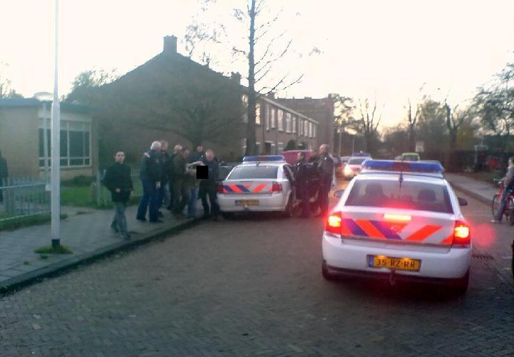 update: Arrestatie in Leeuwarden