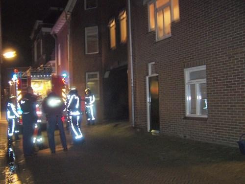 Bewoners appartementencomplex geëvacueerd na brand