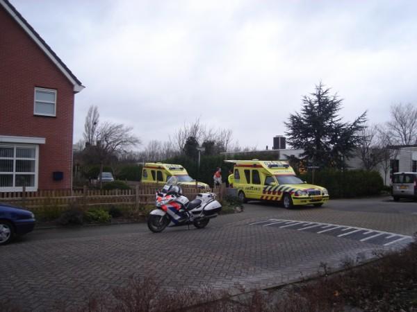 Traumaheli in Harlingen