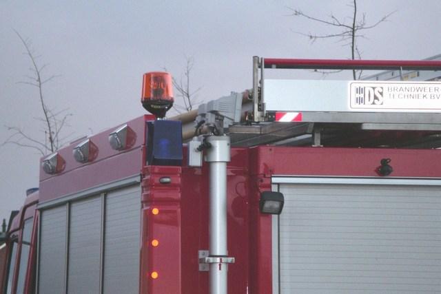Nieuwe TS voor brandweer Leeuwarden