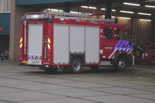 Brandweer Leeuwarden voegt nieuwe TS3 toe aan wagenpark