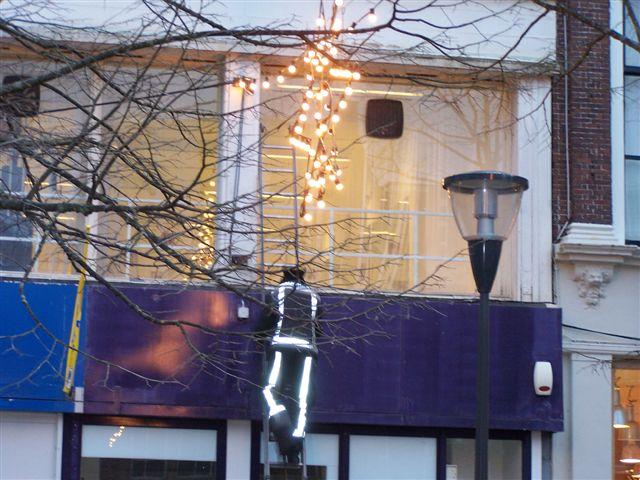 Brandje Nieuwestad