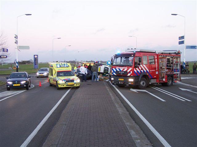 Ongeval Westergowei kruising Hylaard *Update*