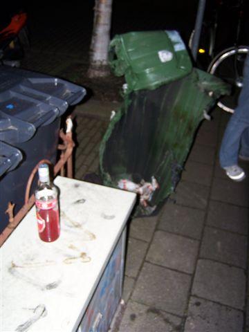 Buitenbrand Carel van Manderstraat