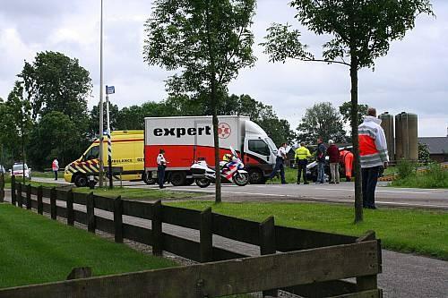 Ongeval De Dolten te Oudehaske.