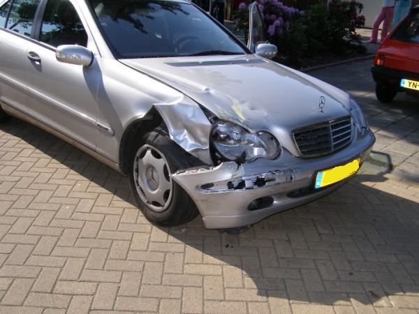 RAV auto totalloss in Drachten