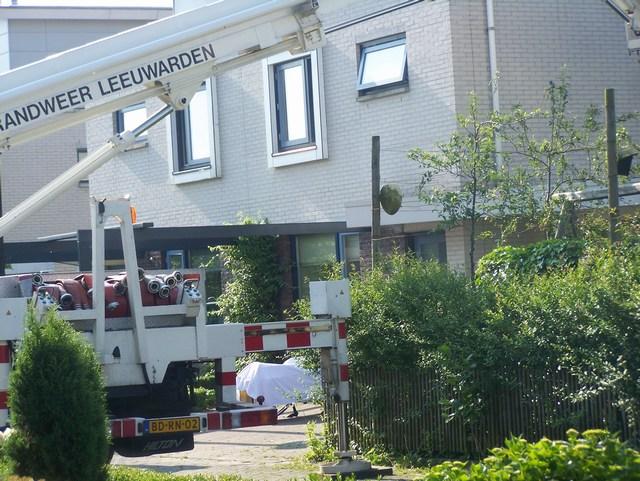 Schilder gewond bij val Carlierstraat