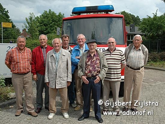 BASF bedrijfsbrandweer 1e bij brandweer rally Dokkum