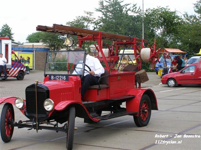 Opendag brandweer Leeuwarden 2007 ( + Film)