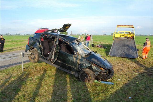 Ongeval A32 Grou