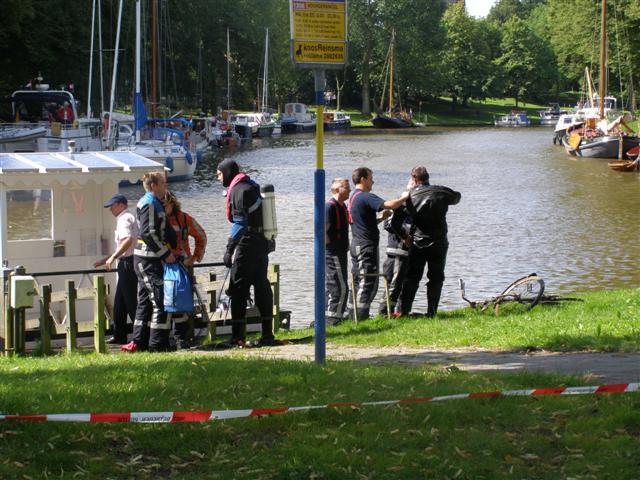 Levenloos lichaam gevonden in Leeuwarden.