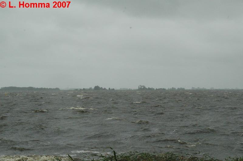 Paniek op Heegermeer en Fluessen