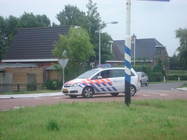 Automobilist bij Wjelsryp om het leven gekomen * Foto Update*