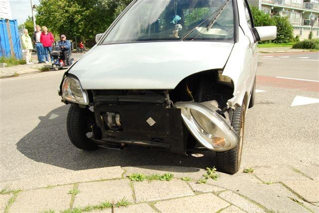 Invalidenauto ramt personenauto