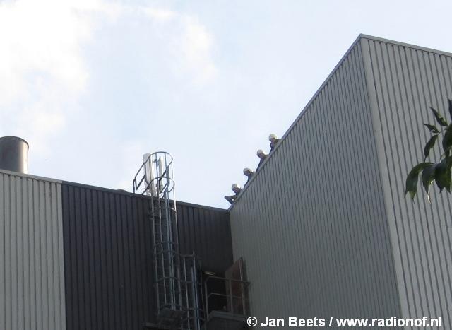 Bedrijfsbrand bij veevoerbedrijf Stroobos