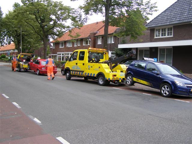 Aanrijding kruising Groningerstraatweg/Goudenregenstraat(update!)