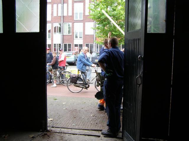 Politie ontmanteld hennepkwekerij op het vliet