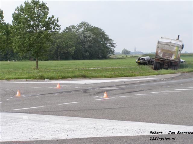Dodelijk ongeval Winsum *update*