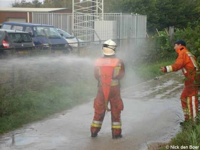Kijlstra wint opnieuw brandweerestafette (FILM)