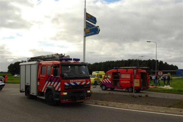 Ongeval N31 Marssum *