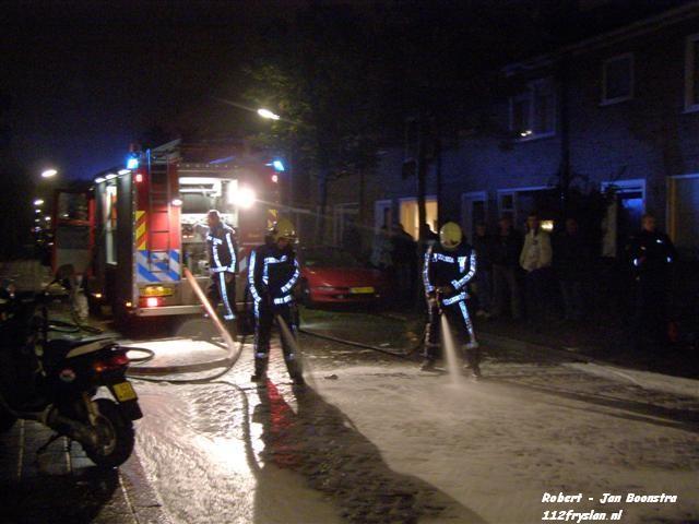 Twee maal buitenbrand bij leegstaande woning *update*