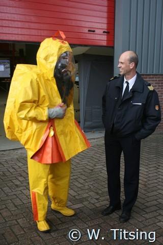 Open dag brandweer Stiens