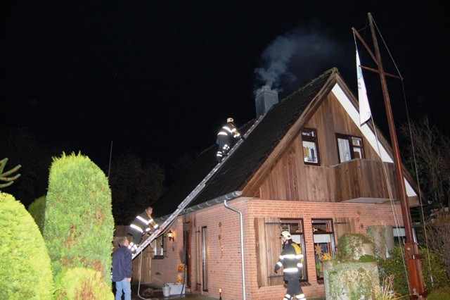 Twee maal brandweerinzet voor schoorsteenbrand