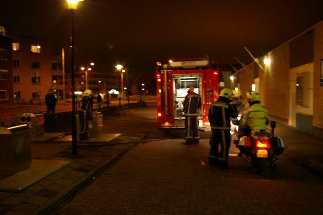Diverse containerbrandjes Leeuwarden