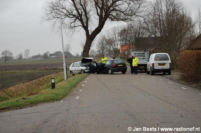 Trauma-team ingezet bij ernstig ongeval Warfstermolen