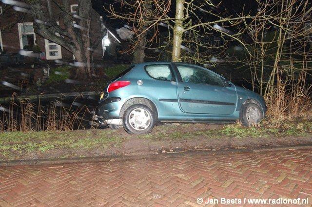 Twee gewonden bij ernstig ongeval op Kukhernewei