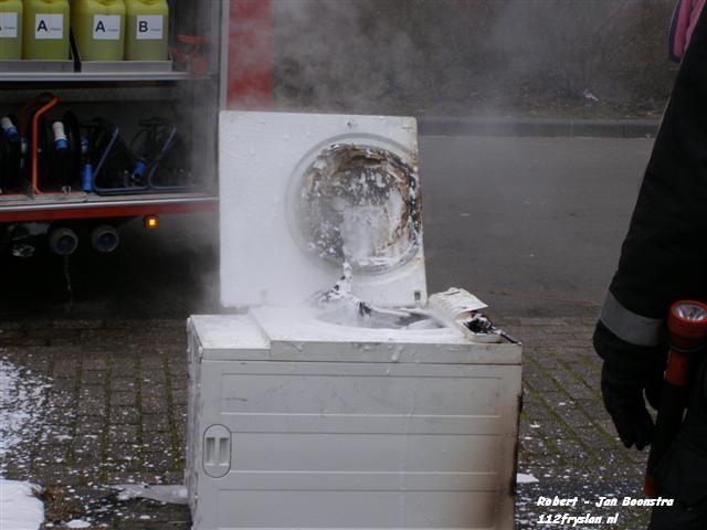 Woningbrand Orxmastate