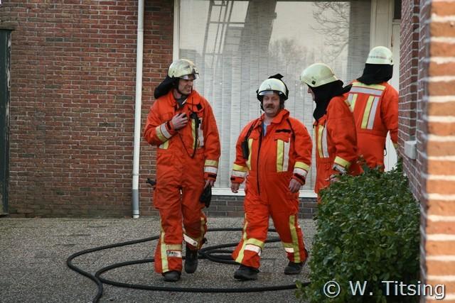 Kachel over verhit Stiens + info woningbrand en buitenbrand Leeuwarden