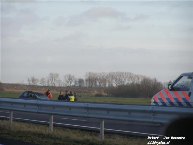 Ongeval N31 Waldwei