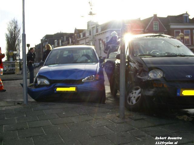 Ongeval Tuinen Leeuwarden