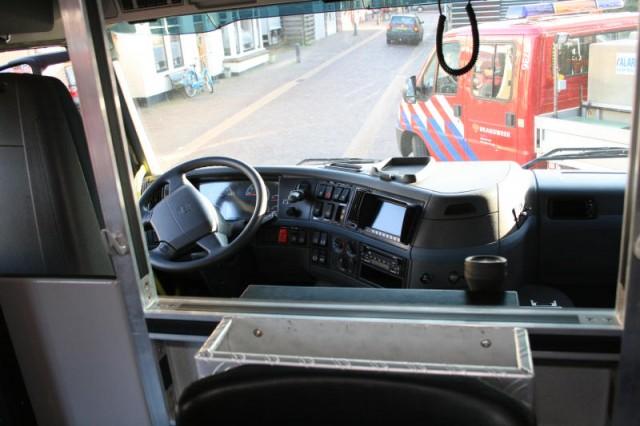 Nieuwe tankautospuit voor brandweer beetsterzwaag