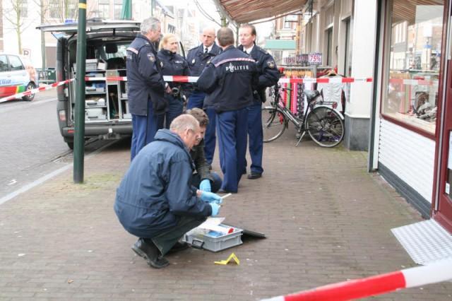 Overval bij juwelier in Gorredijk