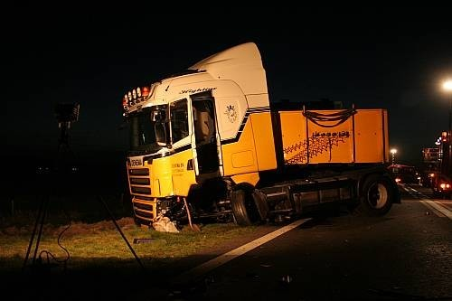 Ernstig ongeval N351 Makkinga