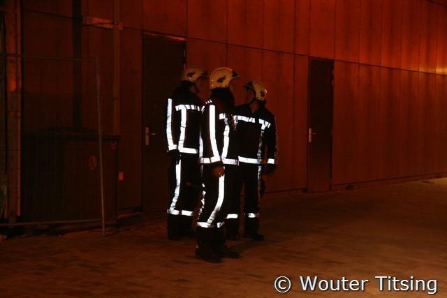 Brandweer Leeuwarden heeft drukke nacht