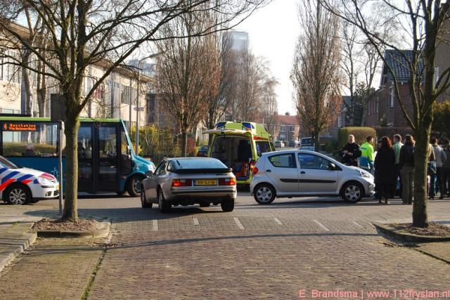 Verschillende ongevallen Leeuwarden