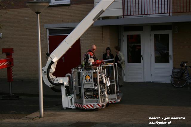 Stroomstoring treft Leeuwarden-Camminghaburen