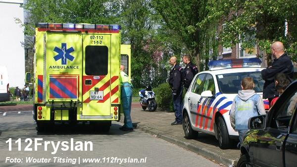 Jongentje aangereden op Duindoornstraat (Video) + aanrijding Hoeksterpad