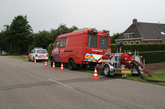 Ontploffing in Gorredijk
