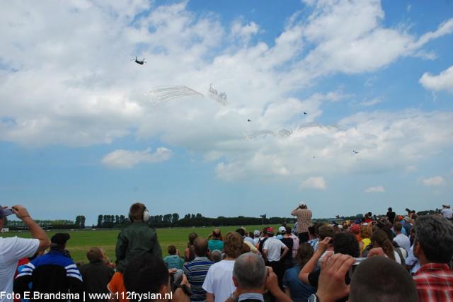 Open Dagen Luchtmacht groot succes (Video)
