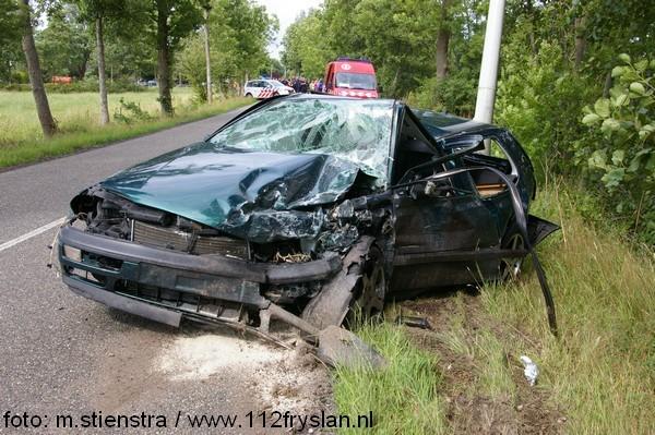 Traumateam MCL ingezet bij ernstig ongeval (UPDATE)