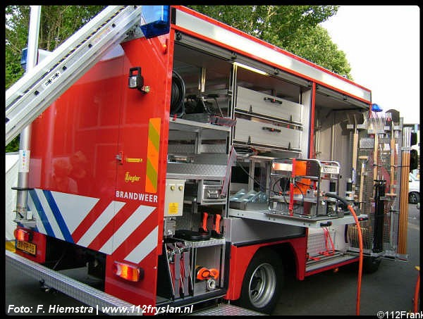 Nieuwe HV voor brandweer Menaldum